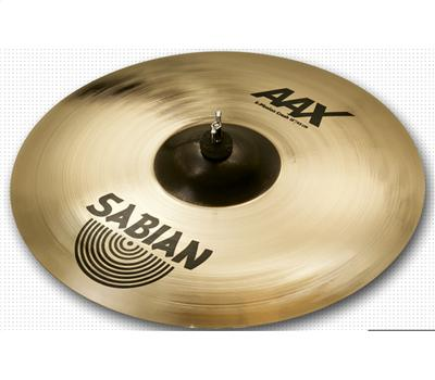 "Sabian AAX X-Plosion Crash 18"" Brilliant"