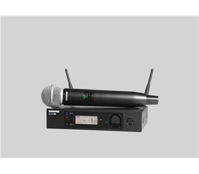 Shure GLXD24RE-SM58 Vocal-Funksystem SM58
