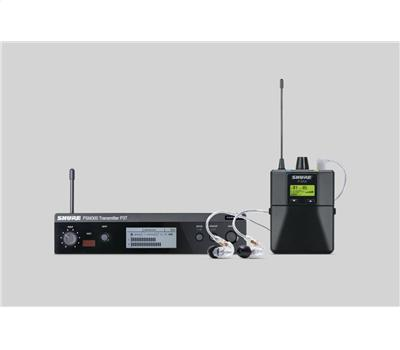 Shure PSM 300 Premium In-Ear Monitoring System 614-638MHz1