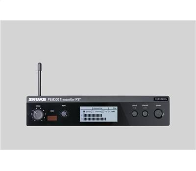 Shure PSM 300 Premium In-Ear Monitoring System 614-638MHz2