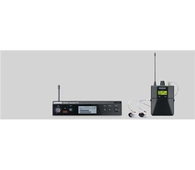 Shure PSM 300 Premium In-Ear Monitoring System 606-630MHz1