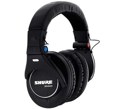Shure SRH 840 Reference Studio Headphone