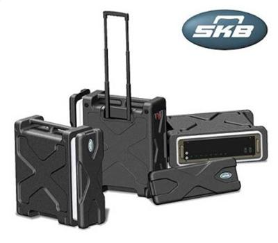 SKB Space Rollx Rack 4HE