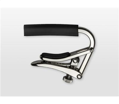 Shubb Capo C1 Steel String Guitar Chrom