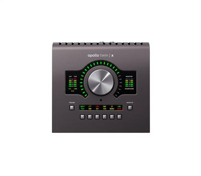 Universal Audio Apollo Twin X DUO Heritage Edition (Desktop/Mac/Win/TB3)1