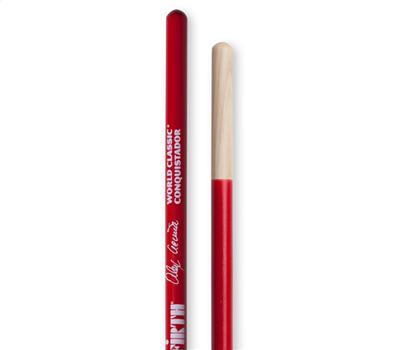 Vic Firth SAA Alex Accuna red