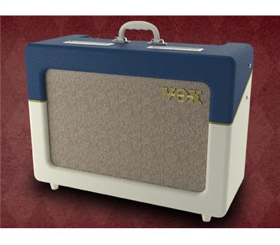 Vox AC15 C1 TV Blue Cream Limited
