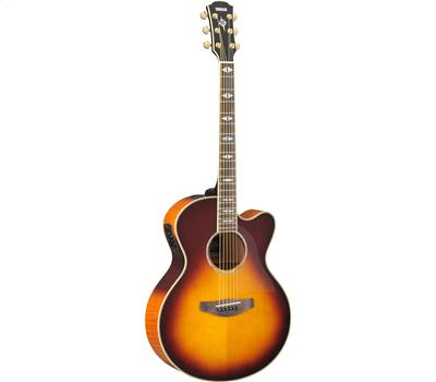 Yamaha CPX 1000 Brown Sunburst