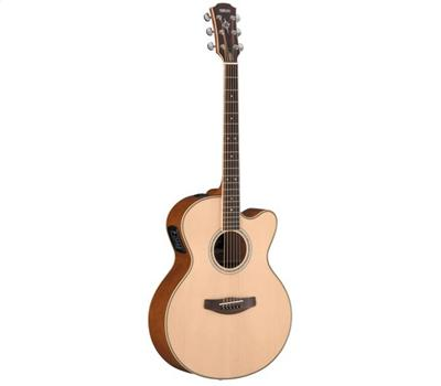Yamaha CPX-700 II NT Natural Western Guitar