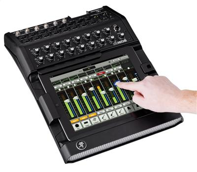 Mackie DL 1608 Digital Live Mixer4