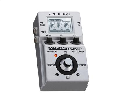 Zoom MS-50G MultiStompBox1