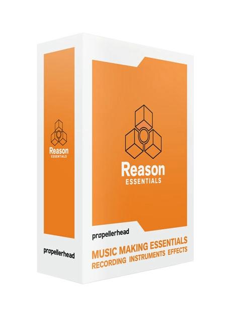 Propellerhead Reason Essential 10 Full Version
