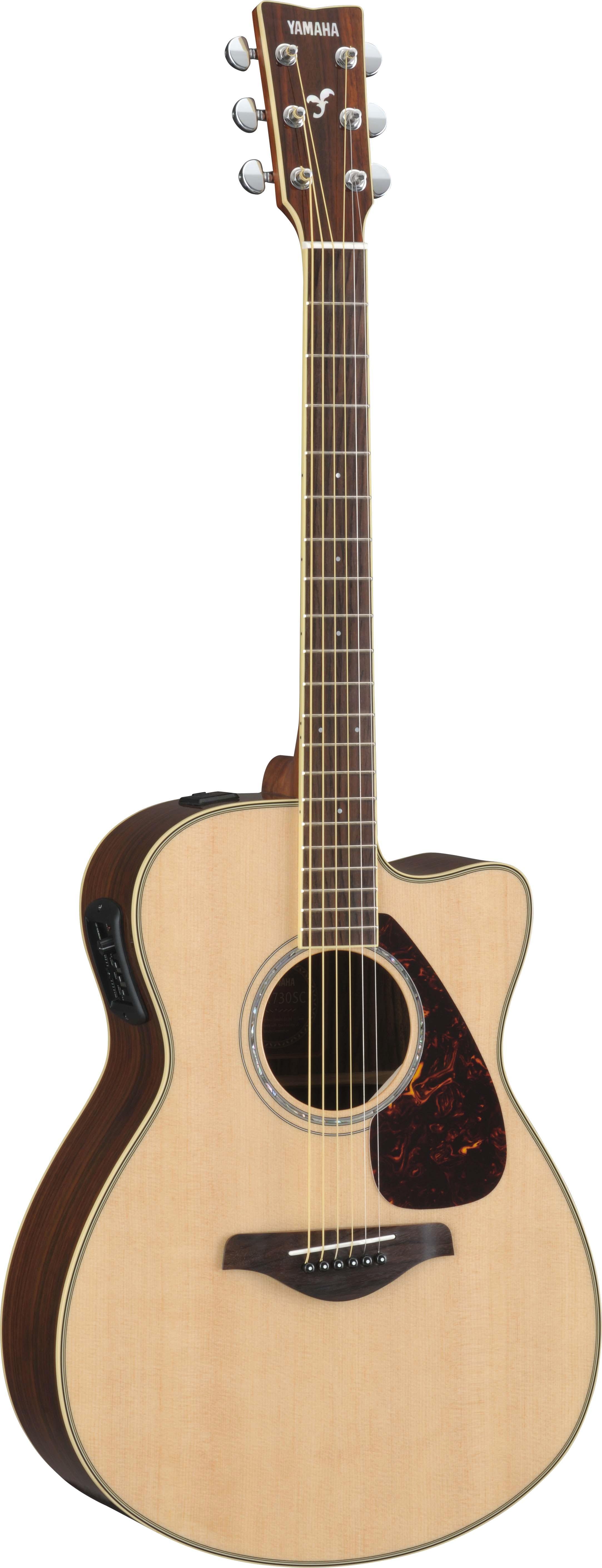 Yamaha Fgx Sc Acoustic Electric Guitar