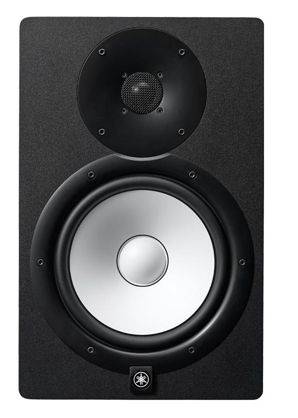 yamaha hs 8 monitor speaker black. Black Bedroom Furniture Sets. Home Design Ideas