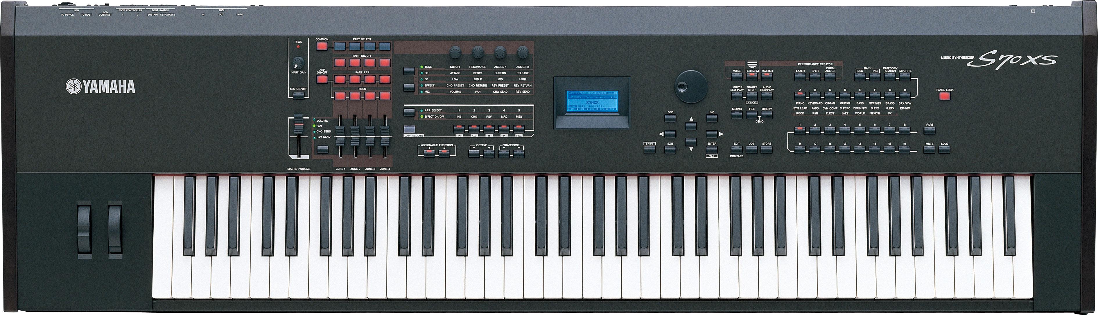 Yamaha Hk Piano