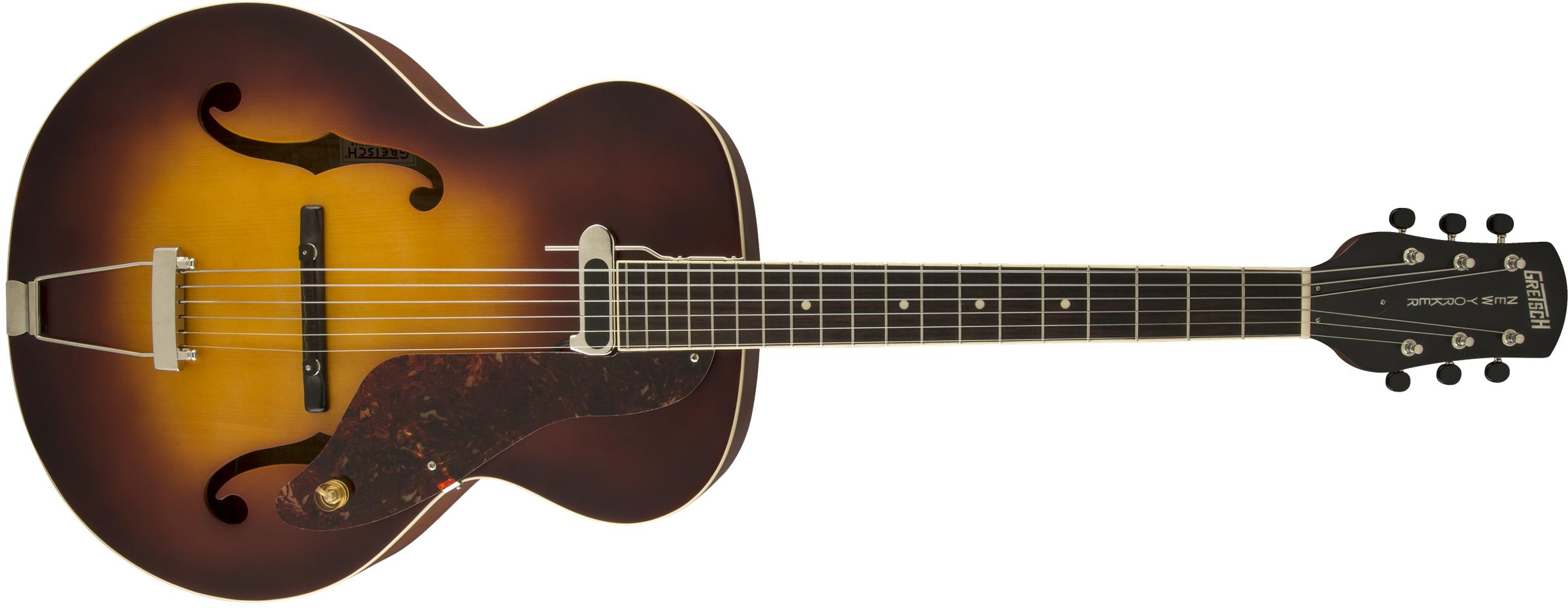 Gretsch G9555 New Yorker Archtop Guitar With Pickup Semi Gloss