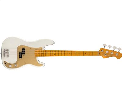 Fender 50s Precision Bass® Lacquer Maple Fingerboard White Blonde