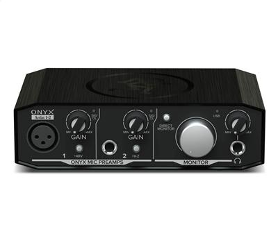 MACKIE Onyx Artist 1.2 - USB Audio Interface1