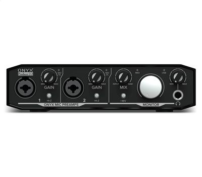 MACKIE Onyx Producer 2.2 - USB Audio Interface, MIDI2