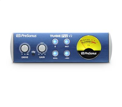 PRESONUS Tube Pre V2 Single Channel Inst/Mic Preamp1