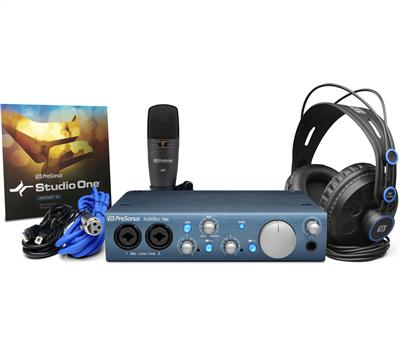 Presonus AudioBox iTwo Studio Bundle1