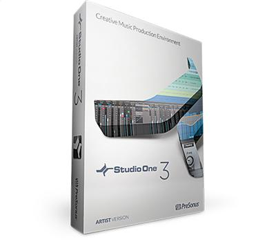 Presonus Studio One 3 Artist - Digital Key