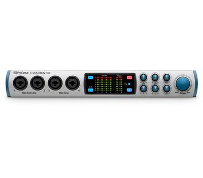 PRESONUS Studio 1810 - USB Audio-Interface, USB2.0, 18In/11