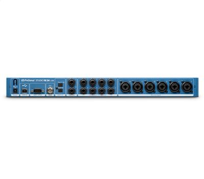 PRESONUS Studio 1824 - USB Audio-Interface, USB2.0, 18In/22