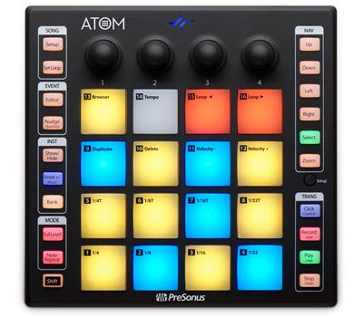 PRESONUS ATOM Producer Lab - Studio Set2