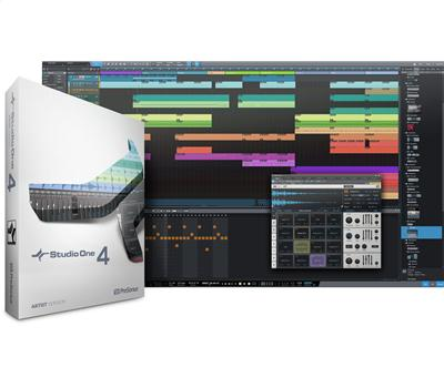 PRESONUS ATOM Producer Lab - Studio Set4