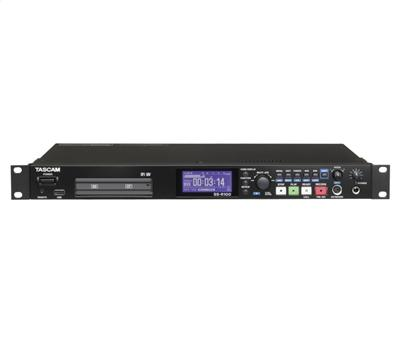 TASCAM SS-R100, Solid State Audio Recorder, 1U1