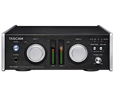 TASCAM UH-7000, High-End USB Audio-Interface, 4 i/o, 24b1