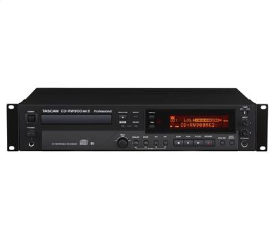 TASCAM CD-RW900MK2, Stand-Alone Audio CD Recorder1