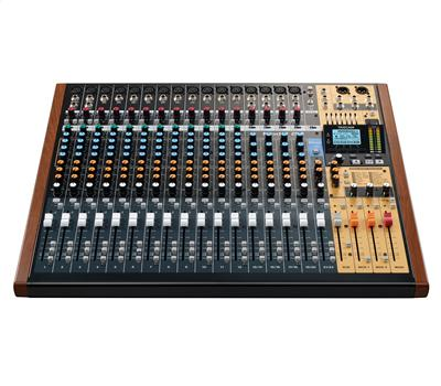 TASCAM Model 24 - Analogmischpult mit digitalem Multitra2