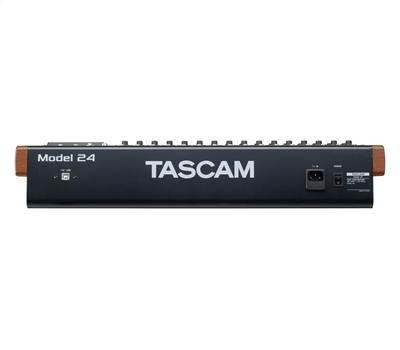 TASCAM Model 24 - Analogmischpult mit digitalem Multitra3
