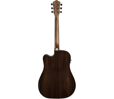 Washburn HD20SCE Akustik-Gitarre, Natural2