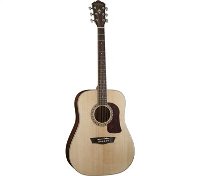 WASHBURN HD10SNS Akustik-Gitarre, Natural satin1
