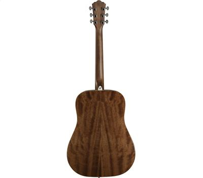 WASHBURN HD10SNS Akustik-Gitarre, Natural satin2