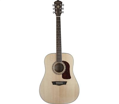 WASHBURN HD10SNS Akustik-Gitarre, Natural satin3