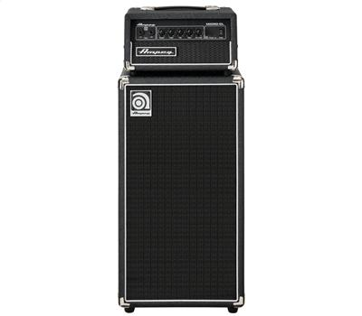 AMPEG Micro CL-Stack 100Watt Bass-Stack mit 2x10 Boxe