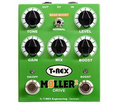 T-Rex Möller 2 Distortion/Booster