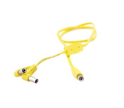 T-Rex Yellow Voltge Doubler Cable