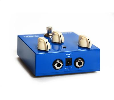 T-REX Alberta Danish Collection - 2-Kanal Overdrive Ped2