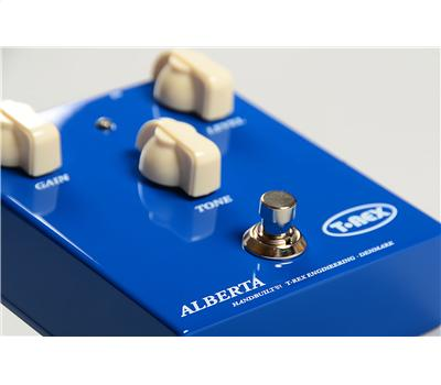 T-REX Alberta Danish Collection - 2-Kanal Overdrive Ped3