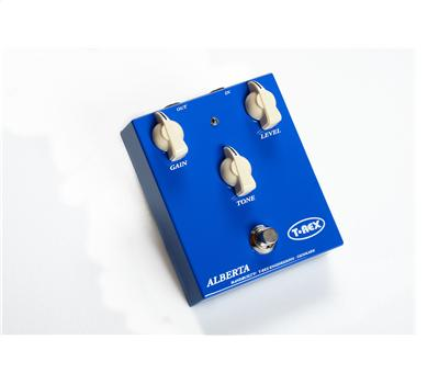 T-REX Alberta Danish Collection - 2-Kanal Overdrive Ped4