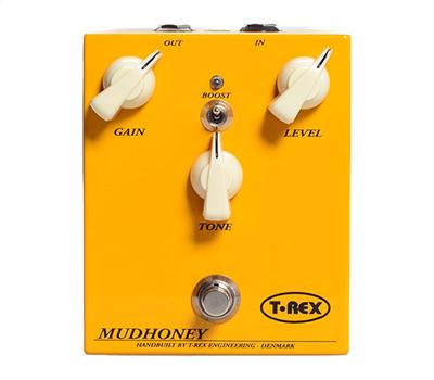 T-REX Mudhoney Danish Collection - 2-Kanal Overdrive, h1