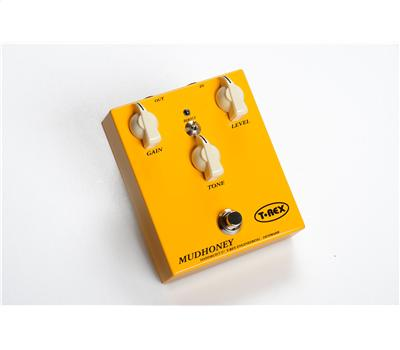 T-REX Mudhoney Danish Collection - 2-Kanal Overdrive, h4