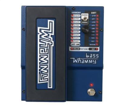 DIGITECH Bass Whammy - Pitch shifter für Bass-Gitarre