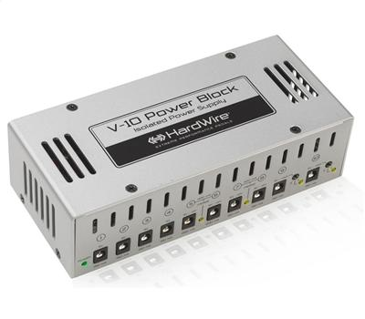 DIGITECH V-10 - Hardwire Power Block, Multinetzteil