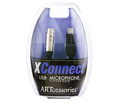 ART XConnect USB-to-Microphone Interface Kabel